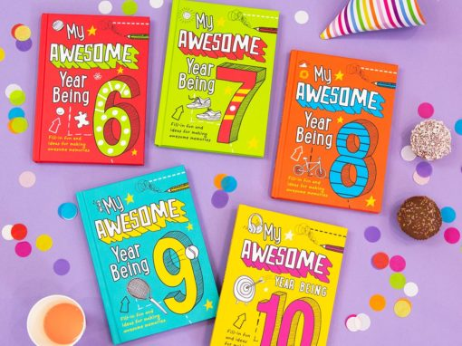 My Awesome Year (Author and Illustrator)