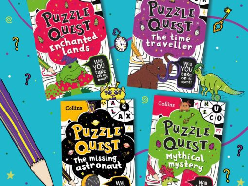 Puzzle Quest (Author and Illustrator)
